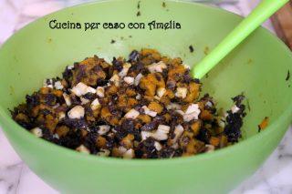 Lasagne con la zucca, radicchio e scamorza / Cucina per caso con Amelia