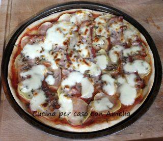 Impasto per pizza alle 3 farine / Cucina per caso con Amelia