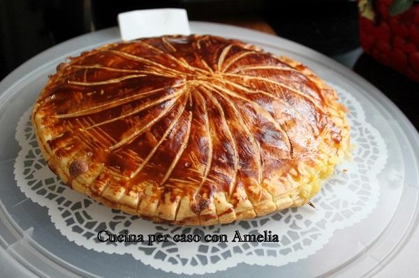Gallette des rois / Cucina per caso con Amelia