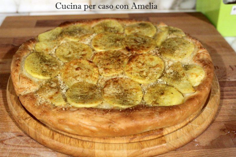 Focaccia alle patate con o senza bimby