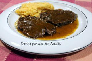 Brasato ricetta tradizionale / Cucina per caso con Amelia