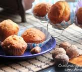 Muffin di fichi e noci