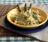 Trofie fave e asparagi, ricetta