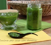 Pesto ricetta bimby