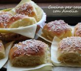 Veneziane con lievito madre - Cucina per caso con Amelia
