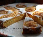Torta pere e ricotta, ricetta dolce