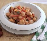 Gnocchi di patate e farina di castagne