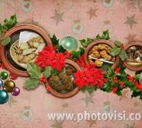 Antipasti per le feste natalizie