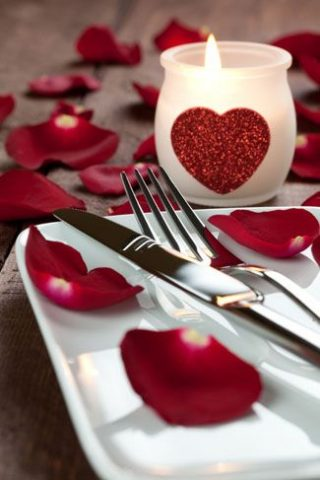 Idee per la tavola di San Valentino | ꧁Cucina con Giadina꧂