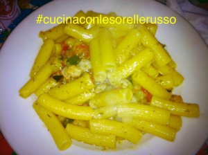 pasta-zucchine-gamberetti-light