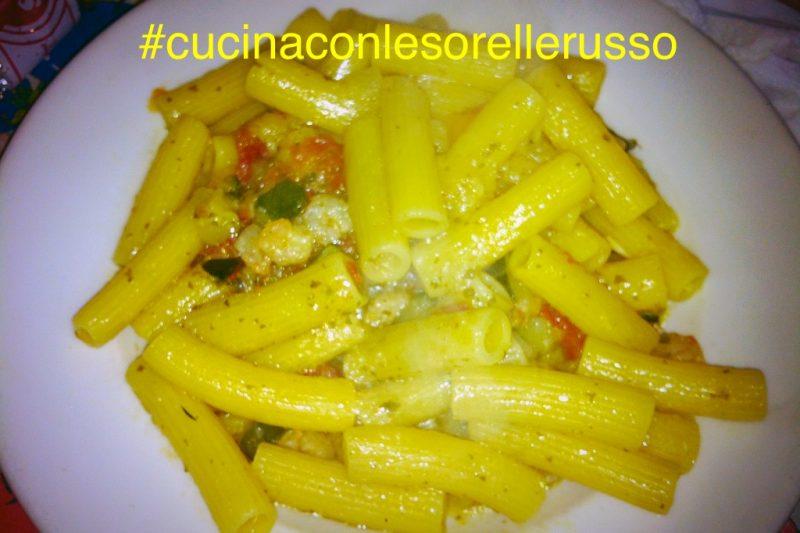 Pasta zucchine e gamberetti light per una cena al top