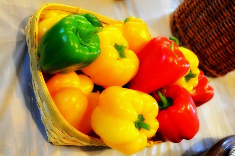 Peperoni, ortaggio ricco di proprietà e benefici