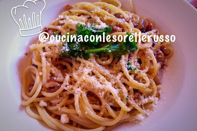 Spaghetti con noci e gorgonzola: a prova di buonumore
