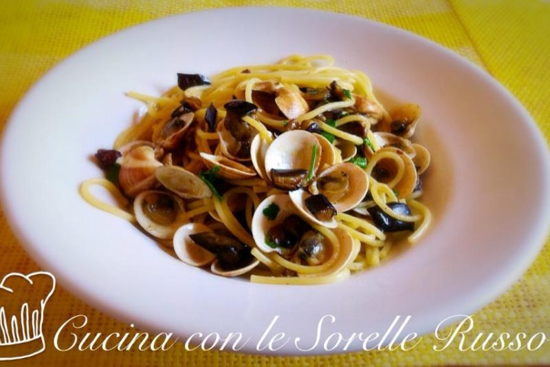 Spaghetti con i lupini alla Marittella