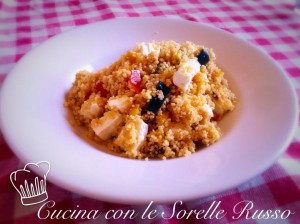 cous cous all'amazzone