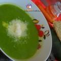 La vellutata di zucchine