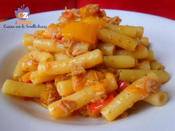 Pasta sole e mare | Cucina con le Sorelle Russo