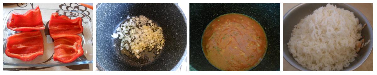 peperoni ripieni di riso 1