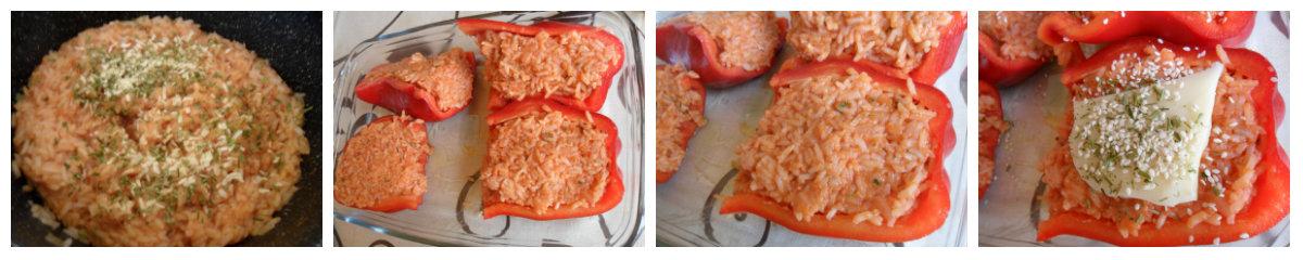 peperoni ripieni di riso 2