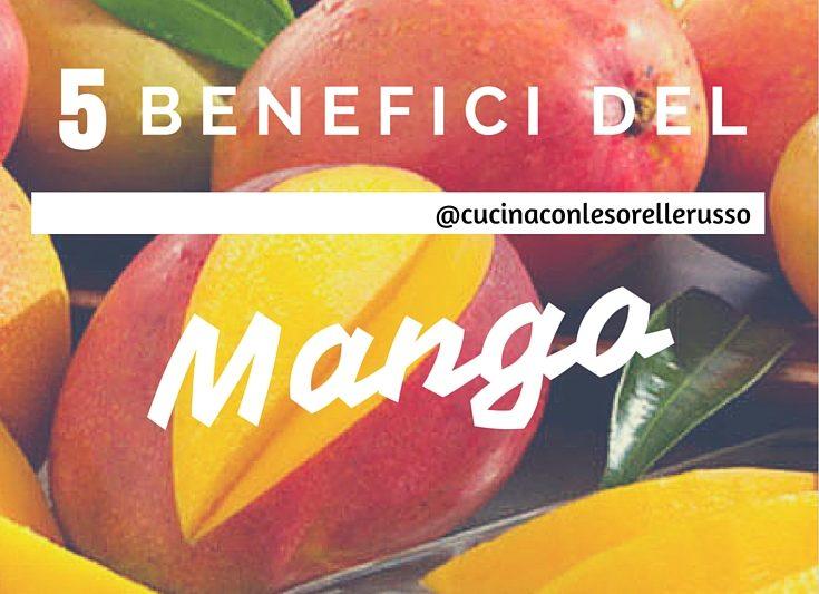 I 5 benefici del mango, frutto della vita