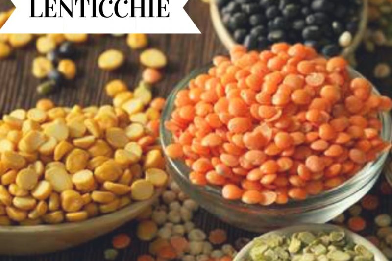 Lenticchie, semi di prosperità e salute