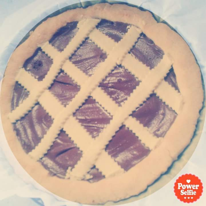 Crostata di nutella (nutella morbida)