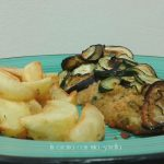 merluzzo gratinato verdure1