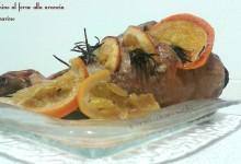 Tacchino alla arancia e rosmarino