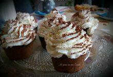 Muffin light al cacao e rum
