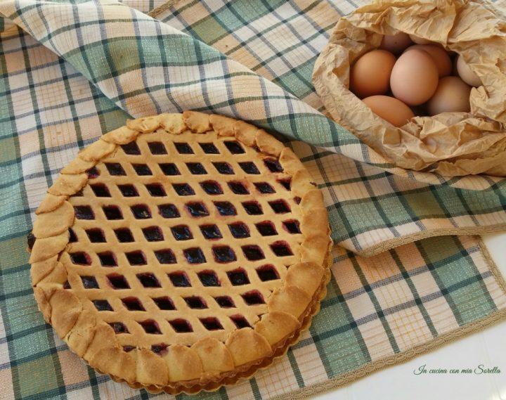Crostata di marmellata or