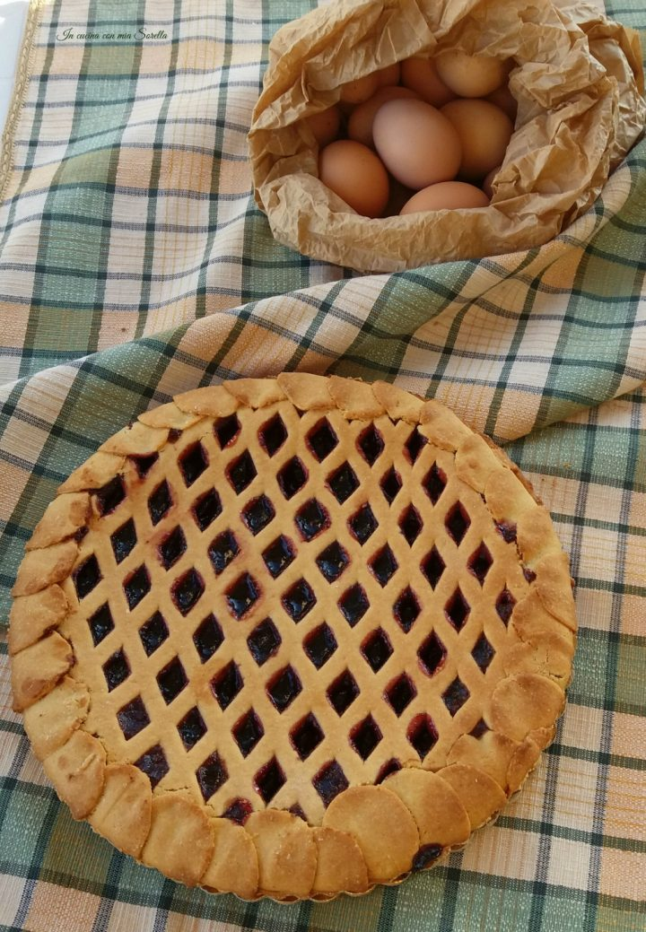 Crostata di marmellata ver