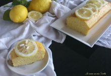 Plum cake alla ricotta e limone – ricetta light senza burro e olio