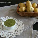 Salsa alle zucchine e patate