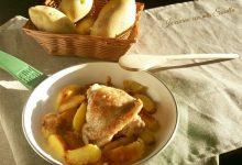 Pollo e patate in padella – alternativa veloce al pollo arrosto