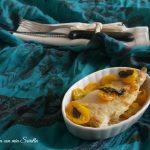 Persico al forno con pomodorini gialli
