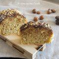 Plum cake alle nocciole e cioccolato