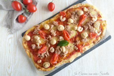 Pizza mare e monti