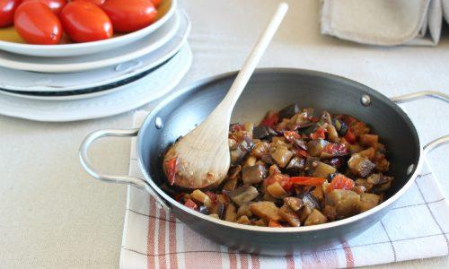 Melanzane a funghetto – ricetta originale napoletana