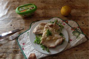 Scaloppina di tacchino al limone: un secondo veloce