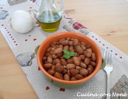 Come cuocere i fagioli secchi