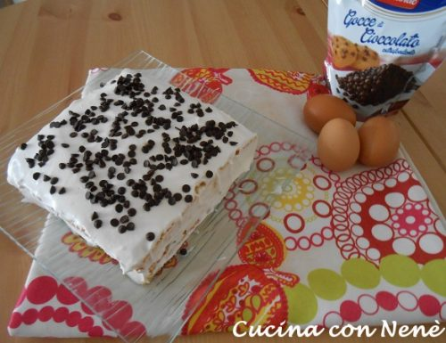 Torta stracciatella (ricetta veloce)