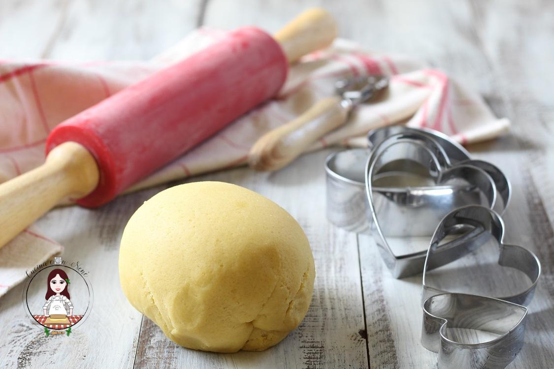 Ricetta Pasta Frolla Con Un Uovo.Pasta Frolla Con Un Solo Uovo Cucina Con Nene