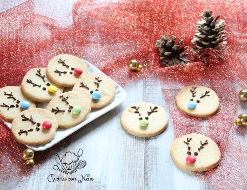 Biscotti Renne di Babbo Natale