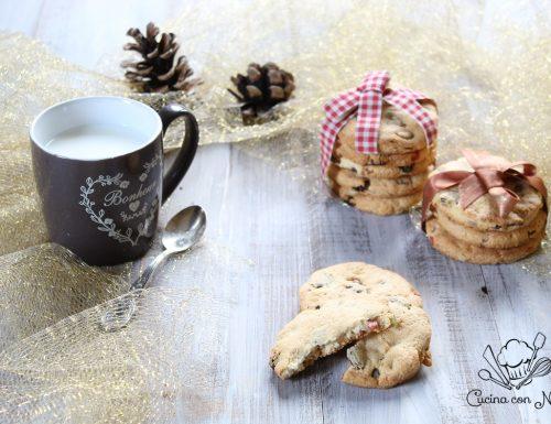 Biscotti di pandolce genovese basso ricetta originale
