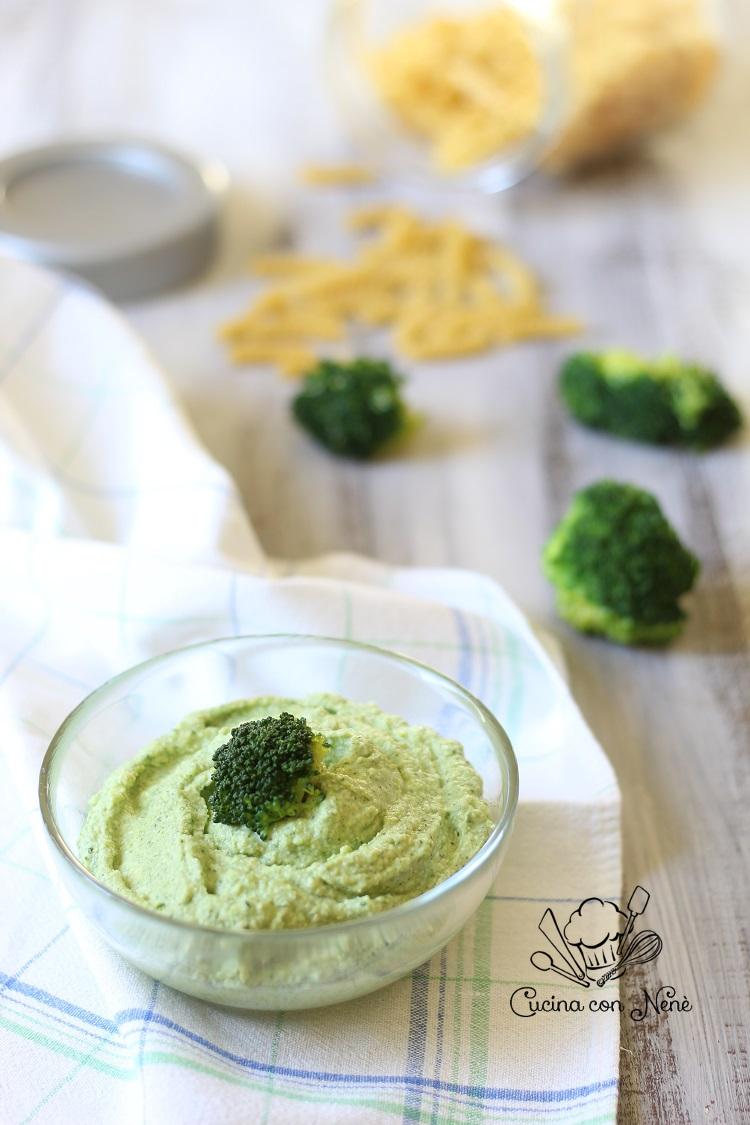 Pesto con broccoli