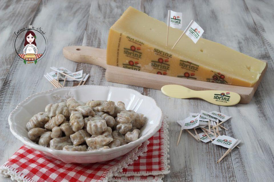 Gnocchi di grano saraceno alla crema di Sbrinz DOP