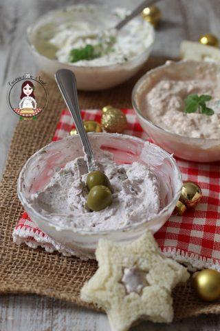 mousse alle olive