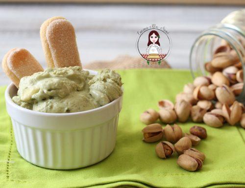 Crema diplomatica al pistacchio