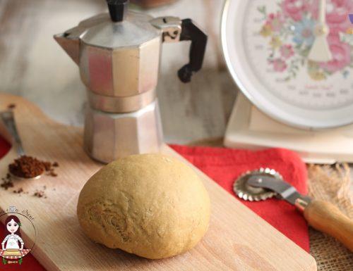 Pasta fresca al caffè