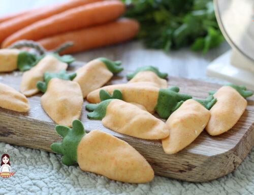 Ravioli carota